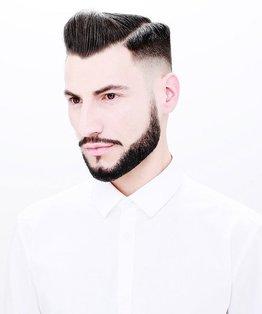 Partial Beard