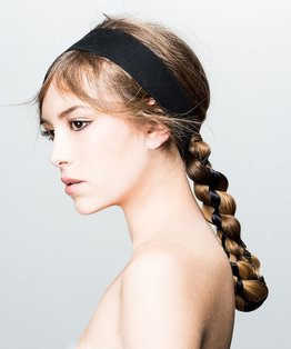 Rope Braid With Accessories