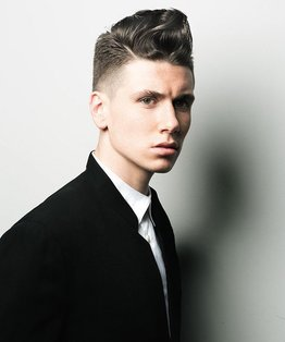 Men's Basic Root Tint Application