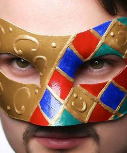 A themed face painting tutorial celebrating culture