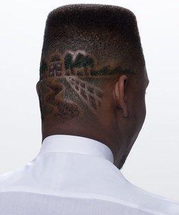 3D Pictorial Pattern – MK Barbering Tutorial