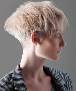 Short Advanced Concave Haircut