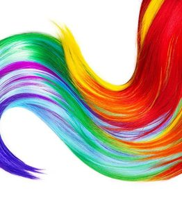 Colour Theory - Why We Colour Hair