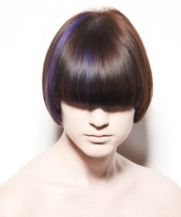 Disconnected Asymmetric Bob Haircut