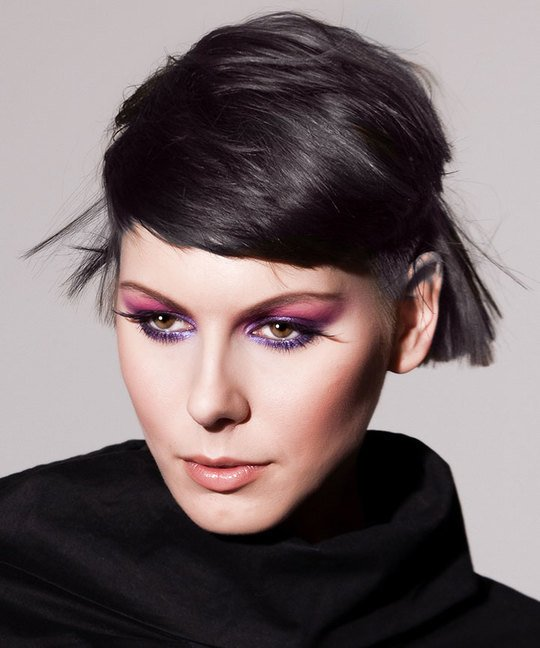 The Wrap - Avant-Garde Haircut