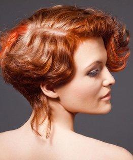 Modern Firefly Haircut