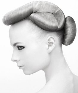 Second Form Updo