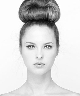 Chignon Bun Hair Tutorial