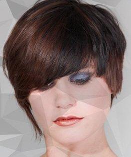 Reversible Short Haircut Video Tutorial