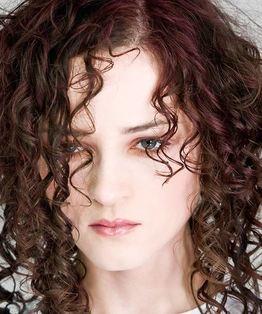 Autumn hair colouring tutorial