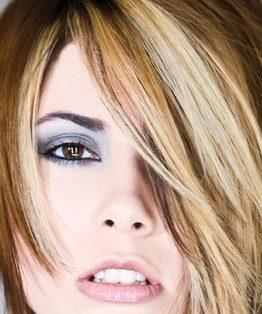 Blonde Hair Colouring, caramel hair, lee stafford