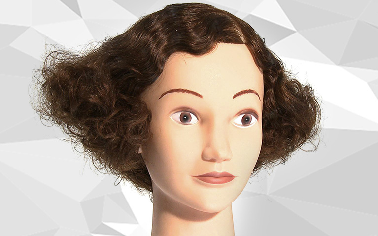 Finger Wave Hair Styles: How To Creatively Pin Curl & Finger Wave Hair