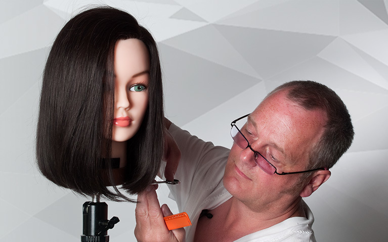 How To Cut A Mid Length One Length Bob Stacey Broughton