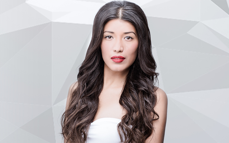 Long Straight To Wavy Blow Dry Tutorial Video