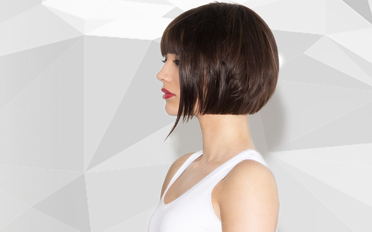 How To Do A Bob With Undercut - Hairdressing Training