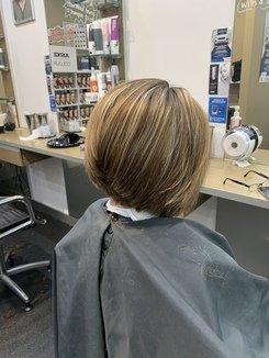 A-line Bob Haircut Tutorial Video