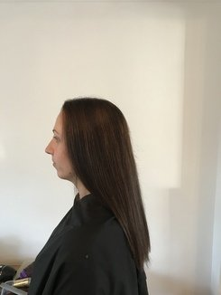 Texture To Straight Blow Dry Tutorial Video
