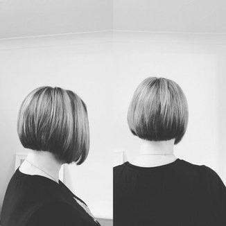 Disconnected Asymmetric Bob Haircut Tutorial Video