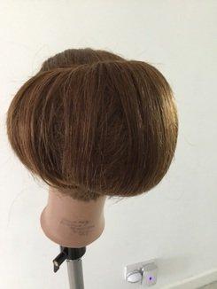 How To Do A Chignon Back Bun Hair Tutorial