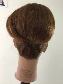 How To Do A Chignon Back Bun Hair Tutorial