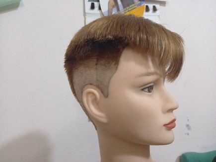 How To Cut A Flat Graduation With Disconnection Haircut