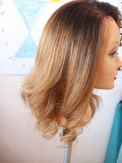 How To Cut The Long Shake - Round, Layered Haircut