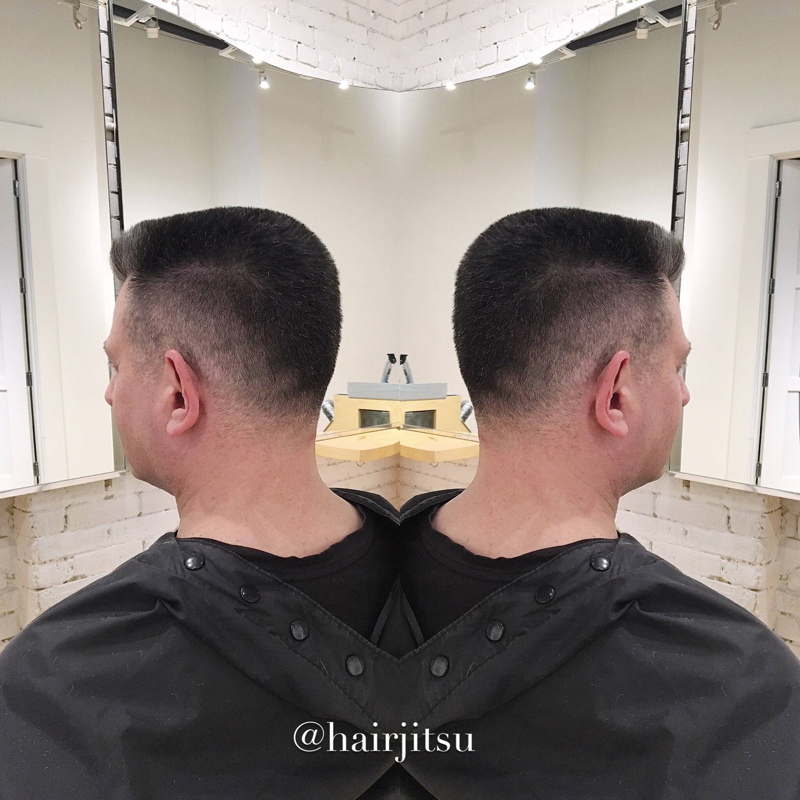 How To Do A Short Clipper Flat Top Haircut By Christopher Nieves Mhd