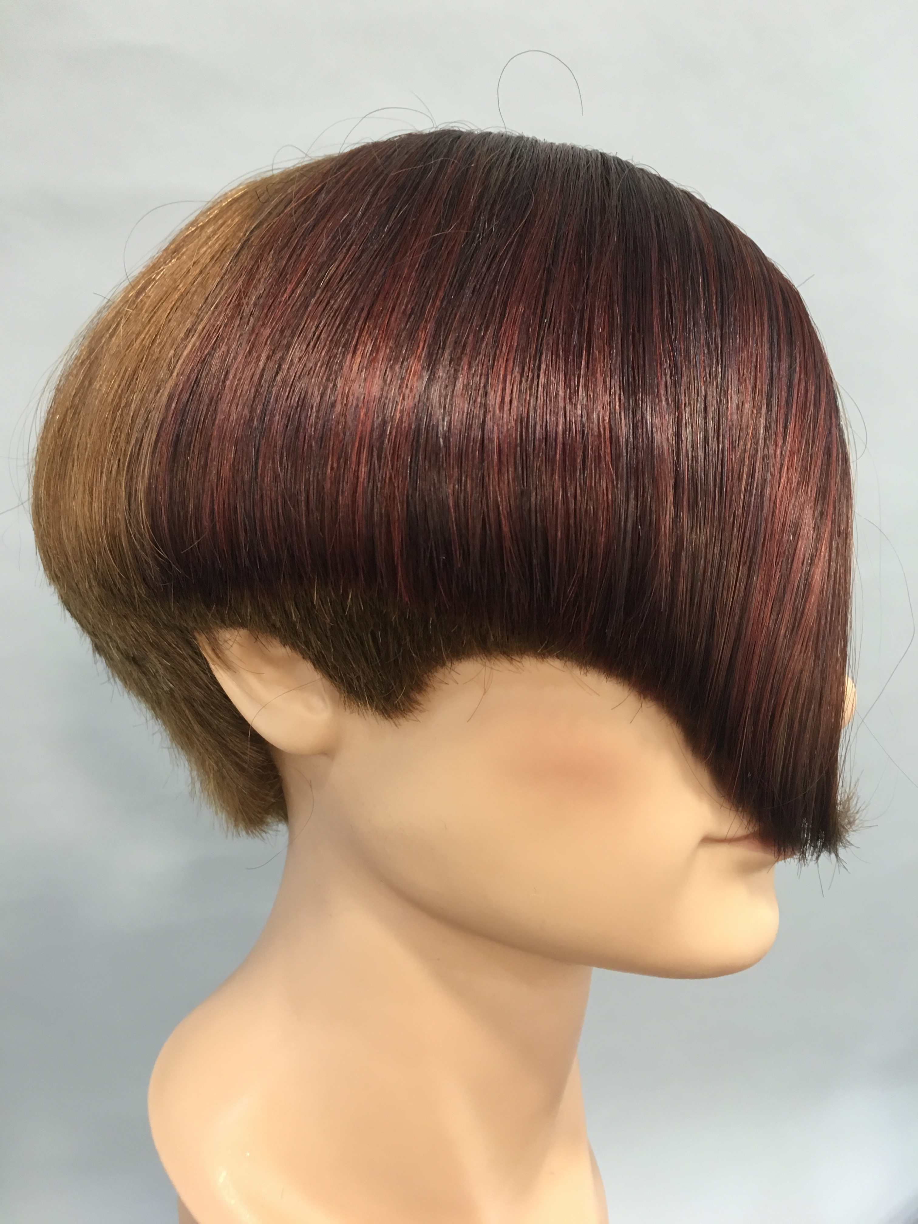 How To Do A Short Graduated Bob Haircut By Steve Turner Mhd