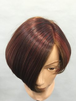How To Do A Short Graduated Bob Haircut