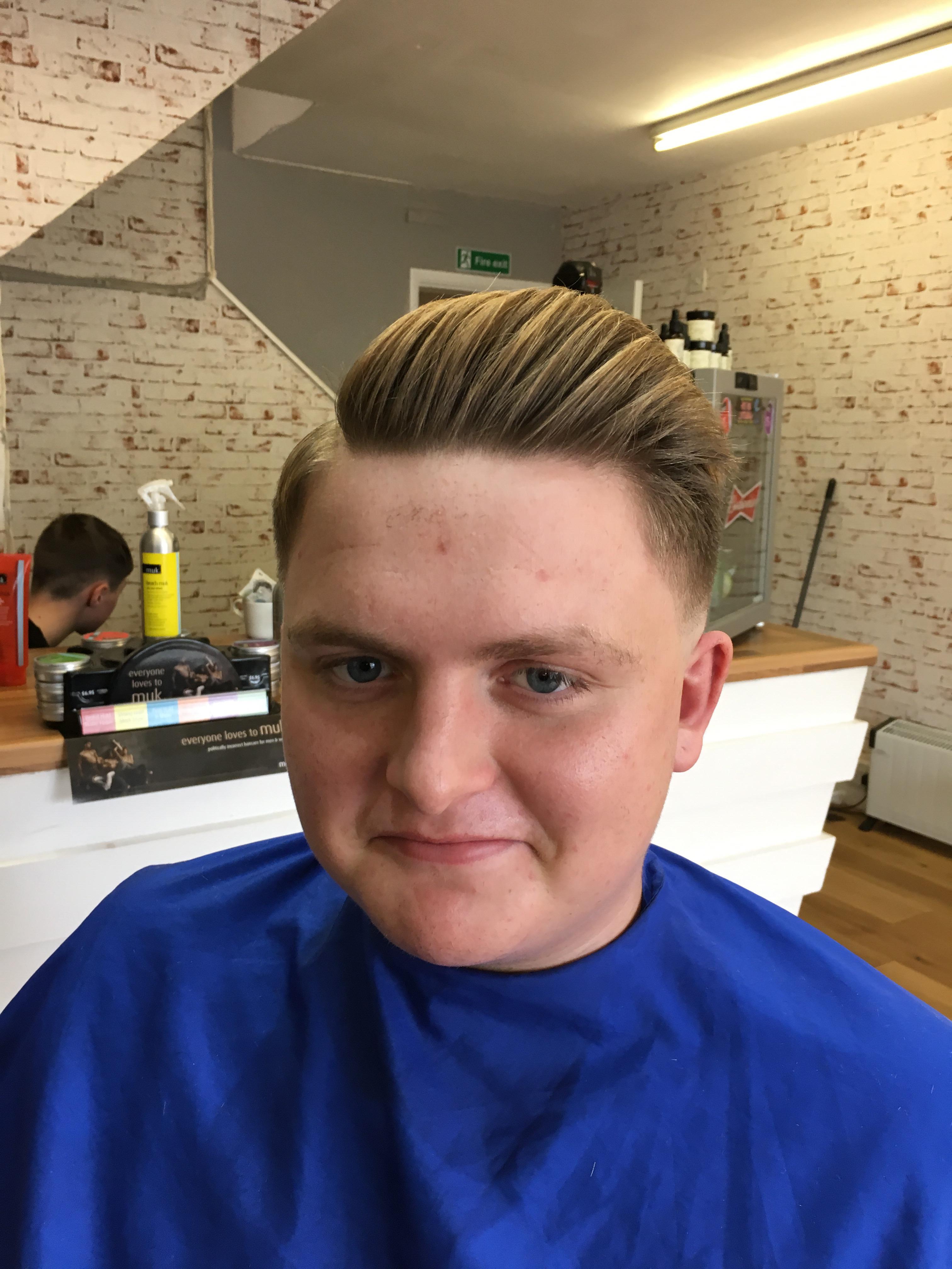 Razor Fade Haircut Tutorial Video By Cchairstudioltd Mhd