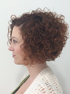 Perm Story Part 3 - How to Perm Hair