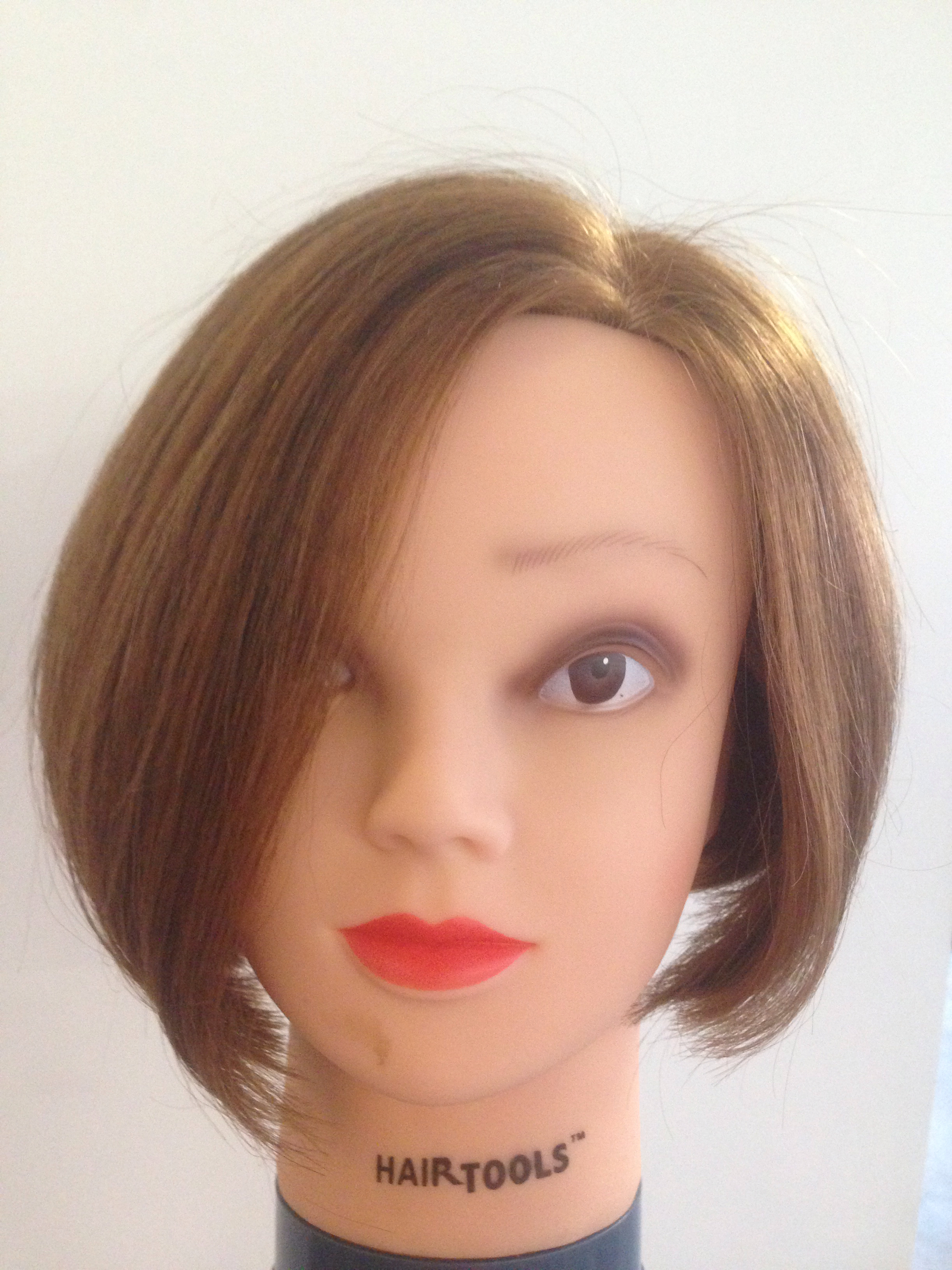 How To Do A Graduated Bob Haircut Tutorial By Georgieg Mhd