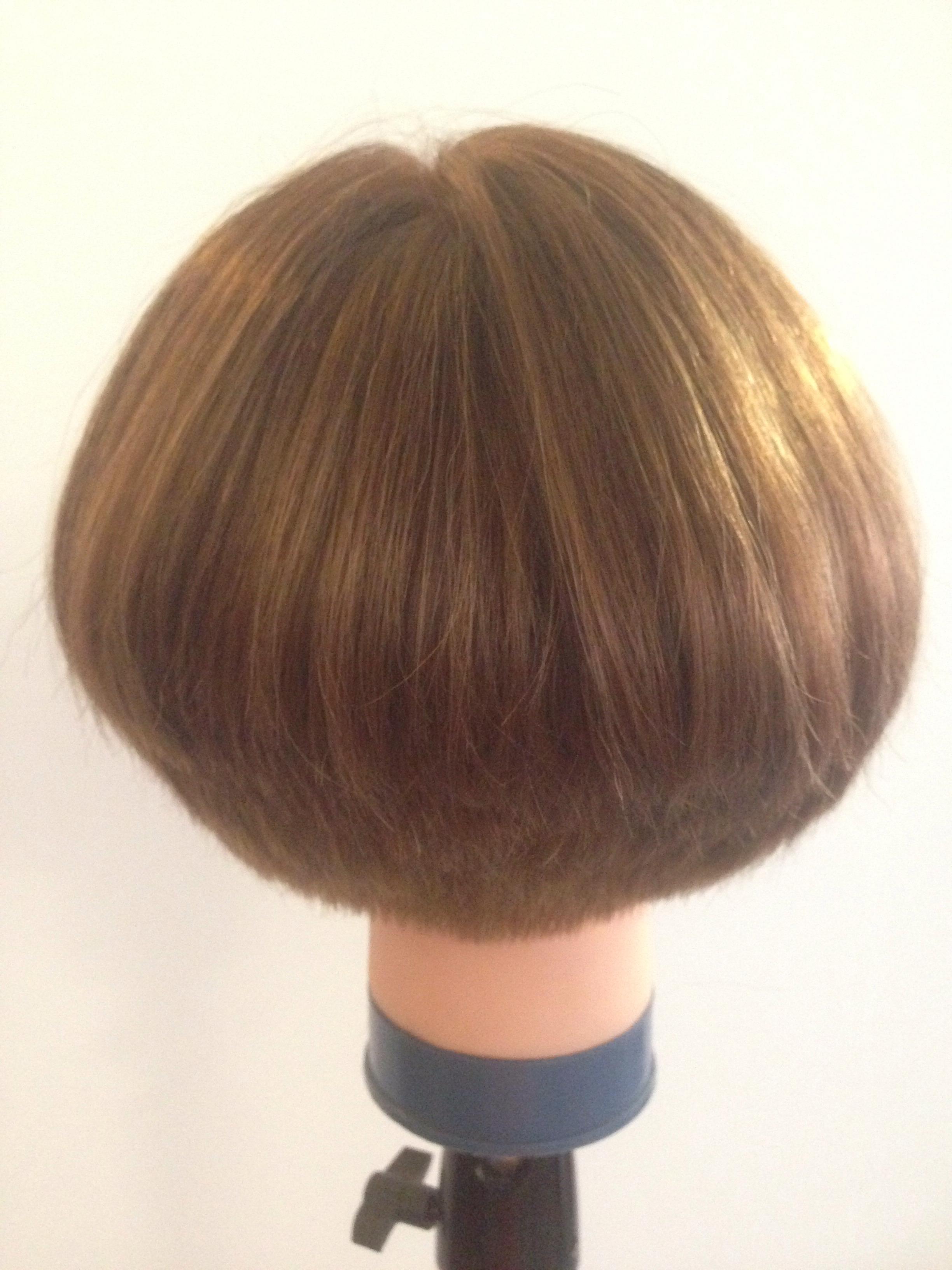 How To Do A Graduated Bob Haircut Tutorial By Georgieg Mhd
