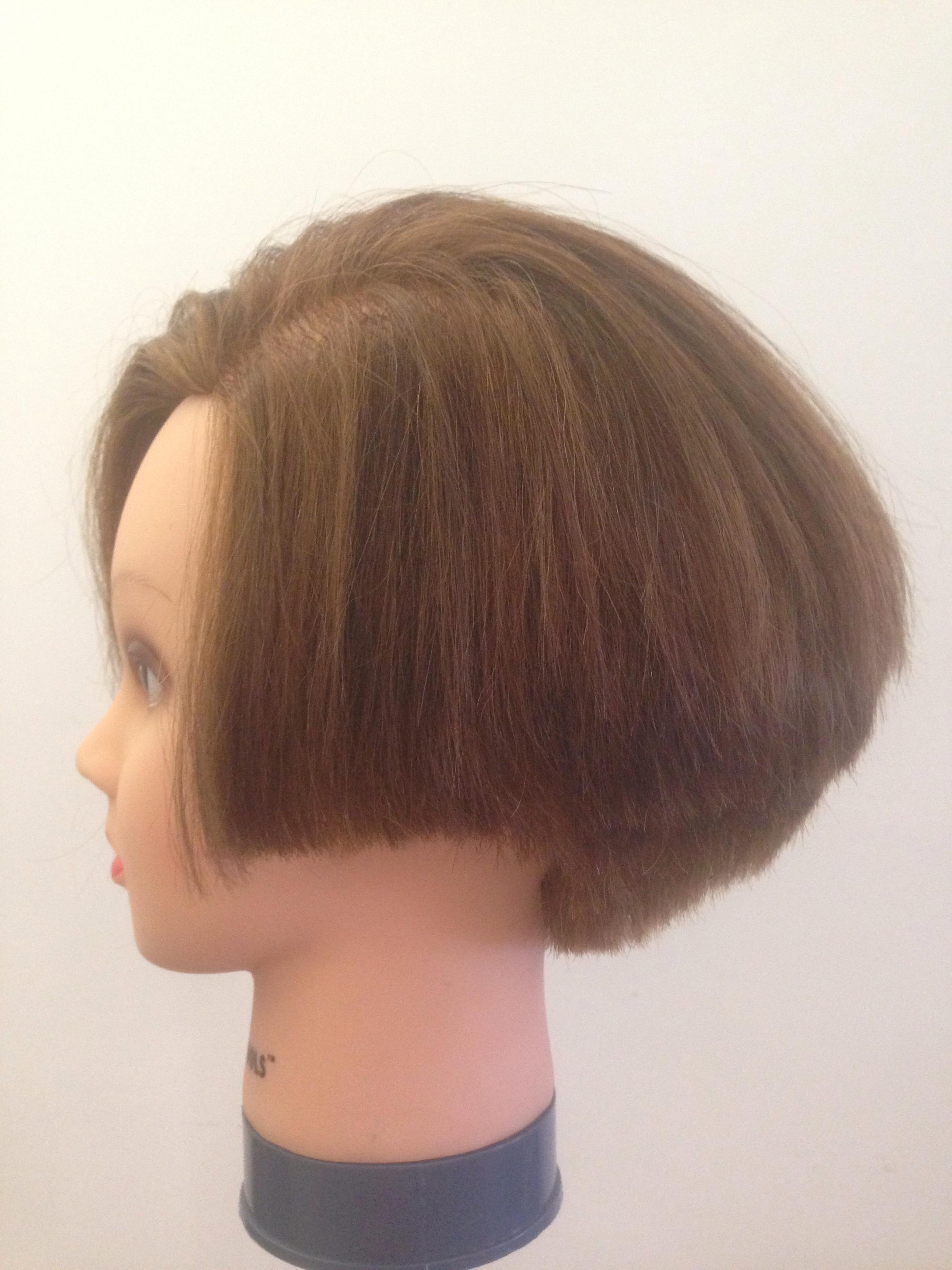 How To Do A Short Graduated Bob Haircut By Georgieg Mhd