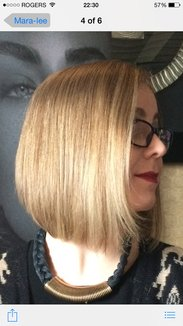 How To Do A Long A-Line Shape Haircut