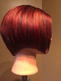 How To Do A Graduated Bob Haircut Tutorial