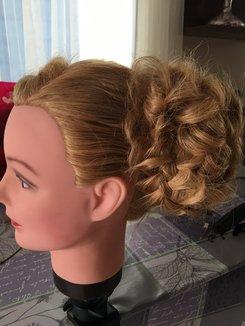 Braid Variations Chignon